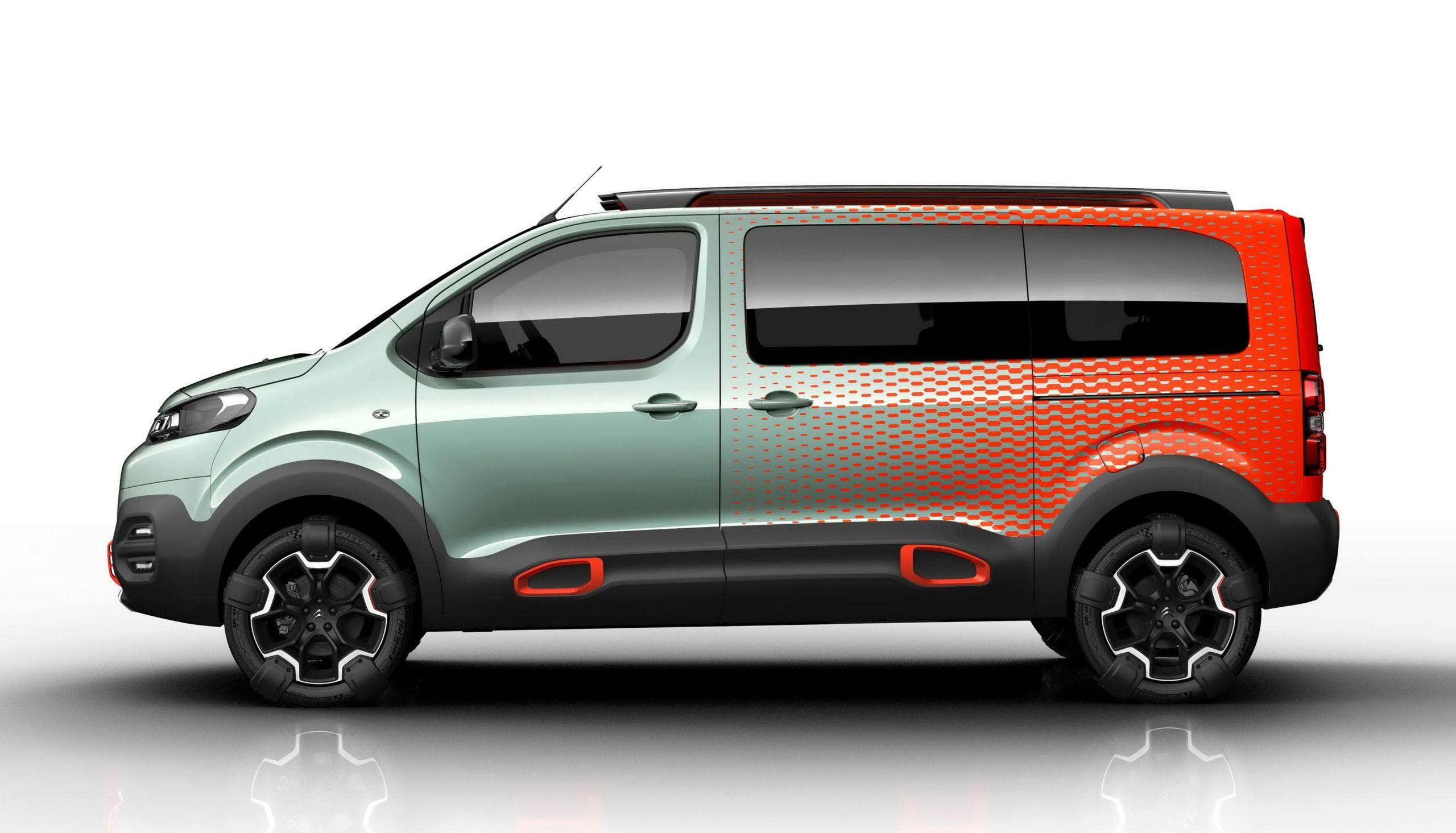 Foto de Citroën SpaceTourer Hyphen (2/3)
