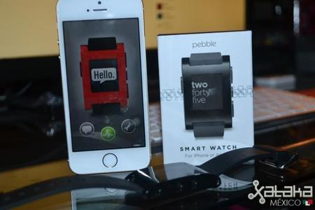 Pebble vendió más de 400 mil relojes inteligentes y van por más