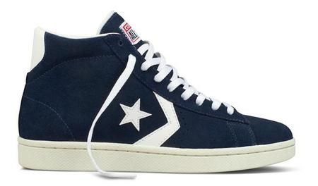 Converse Pro Leather Navy White