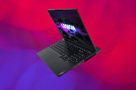 Vuelve a precio mínimo el Lenovo Legion 5: un portátil chollo para jugar con gráfica RTX 3060 a 899 euros en Amazon