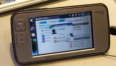 3GSM: Gizmo, la VoIP con Nokia
