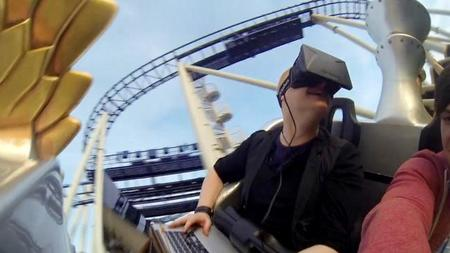 VR Coaster, la montaña rusa con Oculus Rift... miedo.com