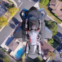 La JetPack Speeder es la confirmación de que el ser humano quiere una moto voladora aunque suene a timo