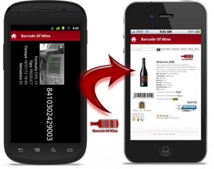 Barcode of Wine, una app que valora los vinos utilizando sus códigos de barras