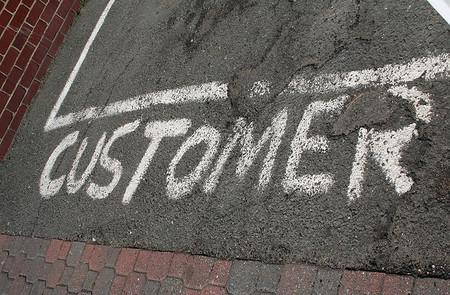 Quizá consigues un mal servicio porque eres un mal cliente