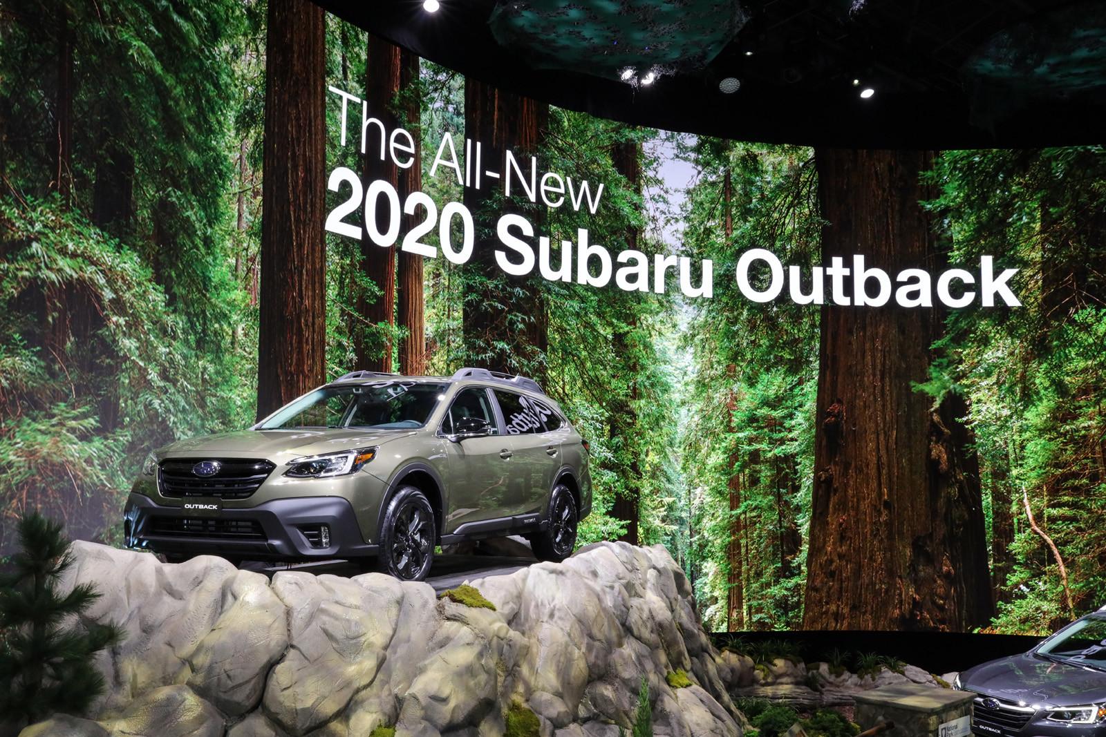Foto de Subaru Outback 2019 (17/26)