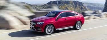 El Mercedes-Benz GLE Coupe y sus 435 hp están listos para plantar cara a X6 y Q8