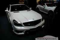 Mercedes en el salón de Ginebra: Mercedes-Benz SL 63 AMG