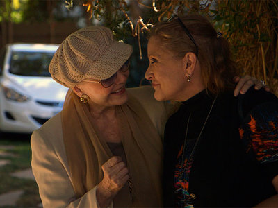 'Bright Lights', tráiler del esperado documental sobre Carrie Fisher y Debbie Reynolds