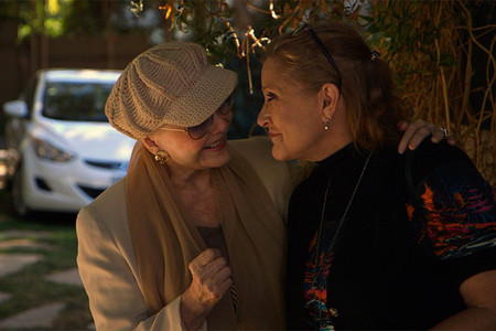 'Bright Lights', tráiler del esperado documental sobre Carrie Fisher y Debbie Reynolds