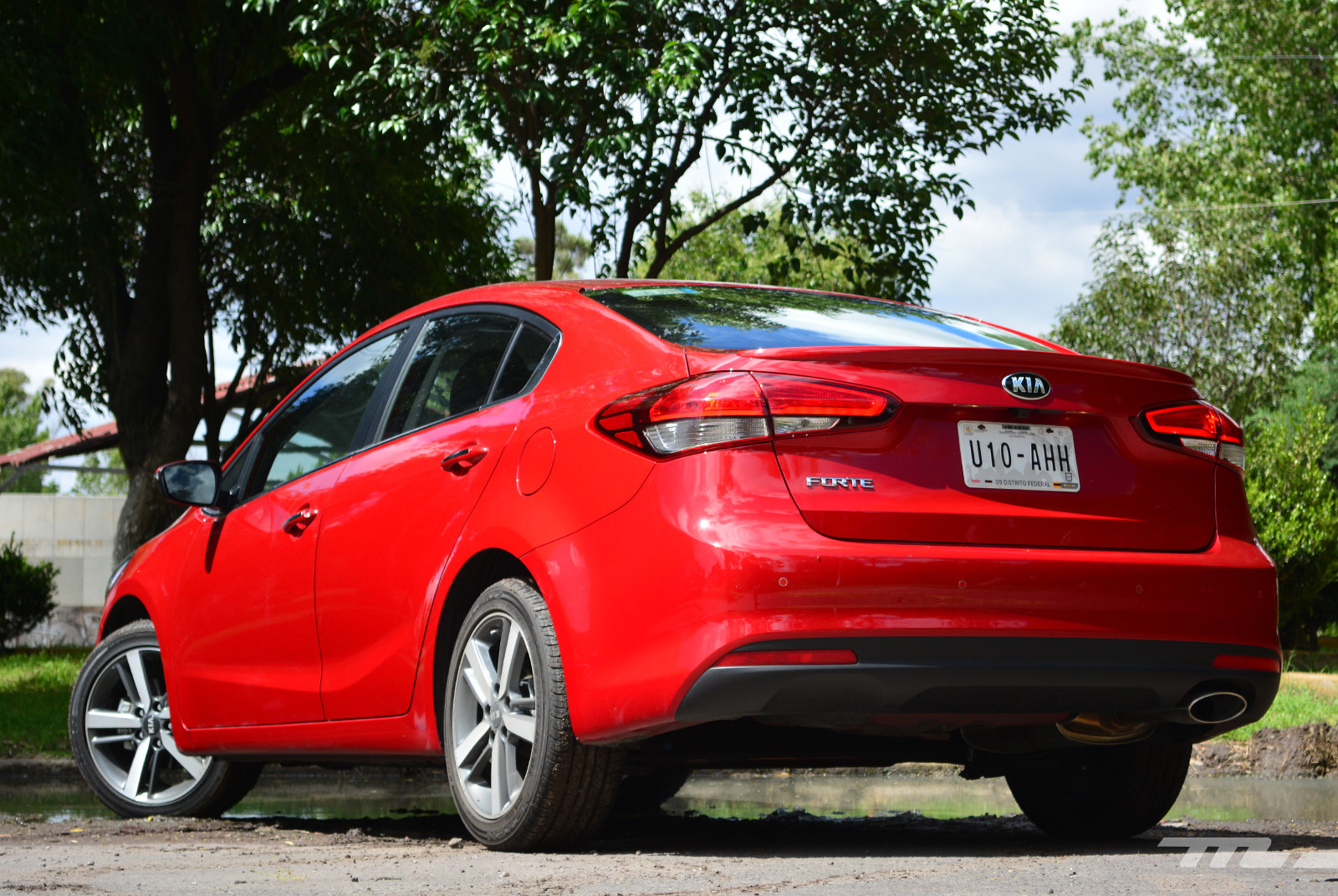 Foto de KIA Forte Sedan (prueba) (4/18)