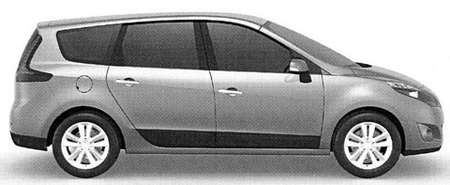 2009 Renault Grand Scenic