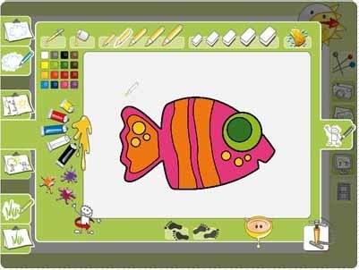 Plopp: programa para crear dibujos animados en 3D