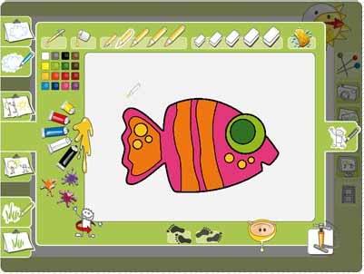 Plopp programa para crear dibujos animados en 3d for Programa para dibujar en 3d