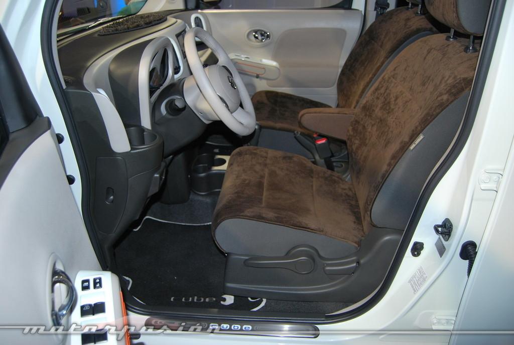 Foto de Nissan Cube (presentación) (39/56)