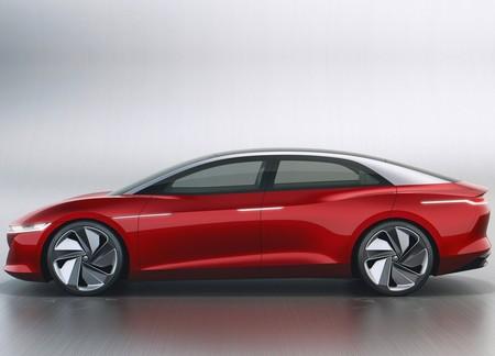 Volkswagen Id Vizzion Concept 2018 1600 0a