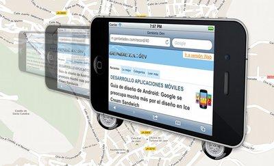 Programando en iOS: aceleración y localización, nos ponemos en movimiento