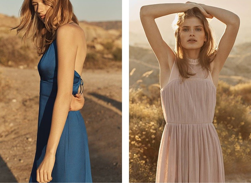 Foto de H&M catálogo de vestidos verano 2017 (3/7)
