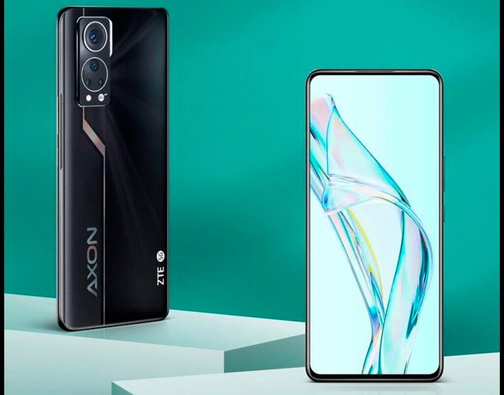 El ZTE℗ Axon 30 se presentará el 27 de agosto con la 2.ª generación de cámara bajo la pantalla