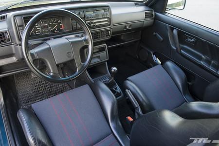 Vw Golf Ii G60 Rallye Prueba Motorpasion