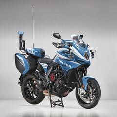 Foto 10 de 20 de la galería mv-agusta-turismo-veloce-800-lusso-scs-de-la-policia-de-milan en Motorpasion Moto