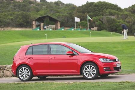Volkswagen Golf VII Sport cinco puertas 09