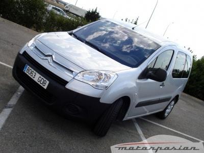 Citroën Berlingo Combi X, prueba (parte 1)