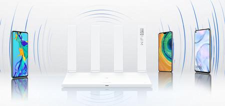 El Huawei WiFi AX3 llega a España: precio y disponibilidad oficiales del nuevo router con WiFi 6 Plus
