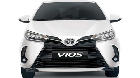 Toyota Yaris 2021 Mexico 4a
