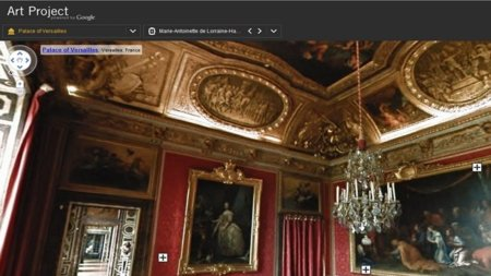 Google Art Project, el Street View hecho arte