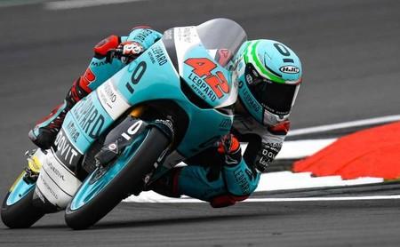 Marcos Ramírez consigue su segunda victoria de la temporada y Arón Canet se cae en Silverstone
