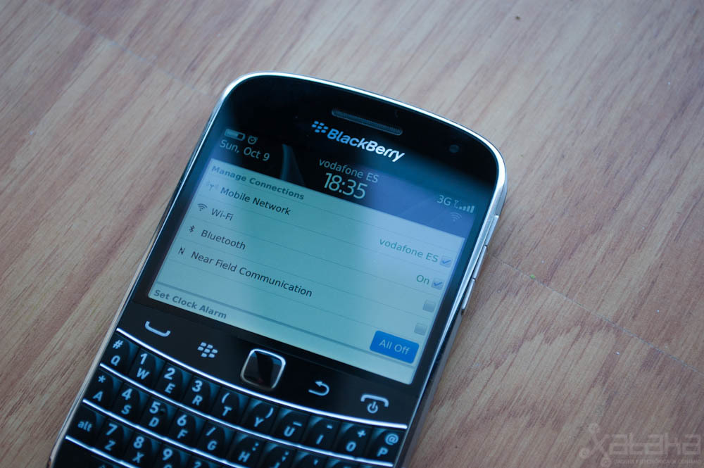 Foto de Blackberry Bold 9900, análisis (7/19)