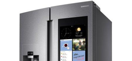 Samsung pone a la venta su frigorífico más moderno y tecnológico, el Family Hub
