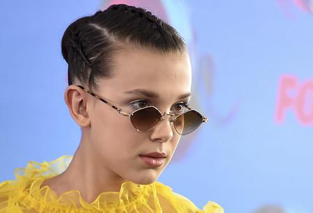 Millie Bobby Brown, Premio Teen Choice 2017 al mejor peinado de la noche