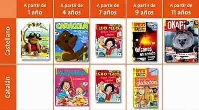 Bayard Revistas, para toda la familia