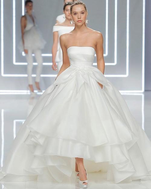 La Bridal Fashion Week llega a Barcelona, os presentamos las primeras propuestas