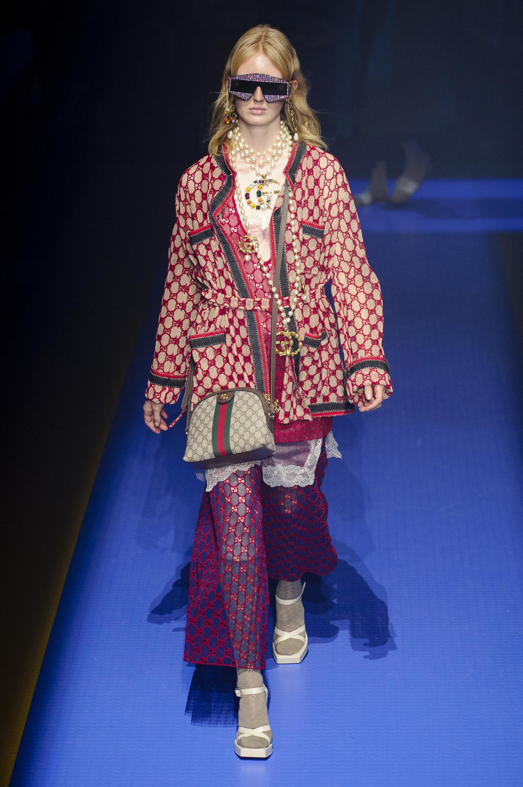 Gucci Primavera-Verano 2018