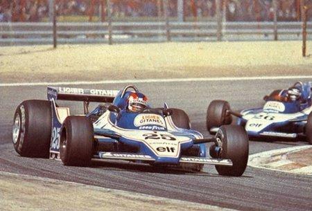 Patrick Depailler: coraje pero no locura. Historia de un gran piloto de Fórmula 1