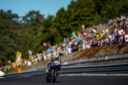 Valentino Rossi Motegi 2018 Lunes 3