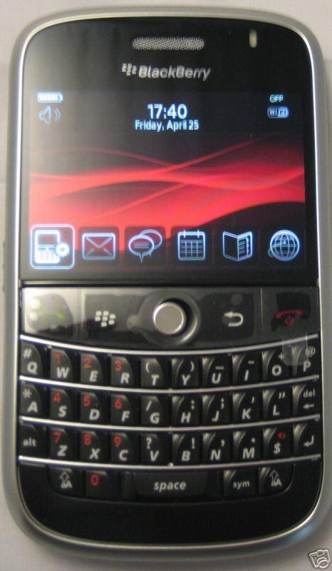 Foto de BlackBerry 9000 eBay (2/6)