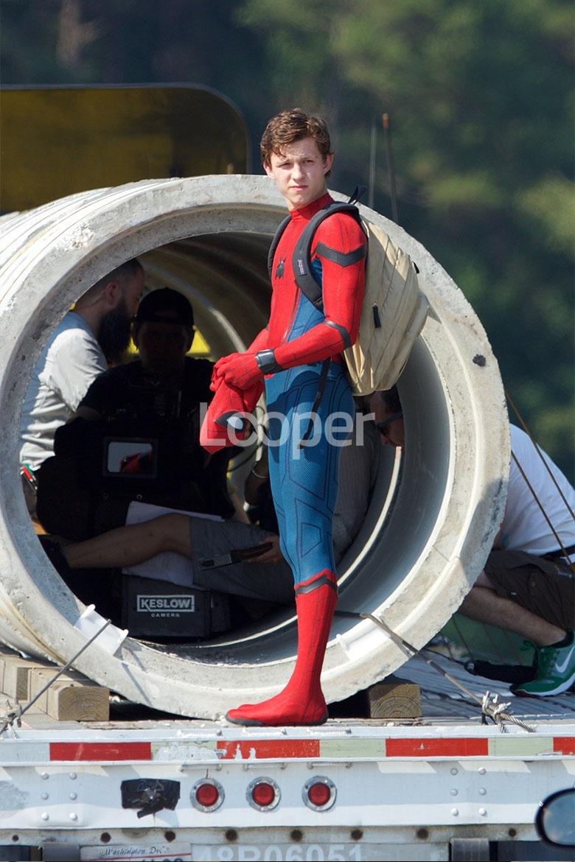 Foto de 'Spider-Man: Homecoming', primeras imágenes del rodaje (4/15)