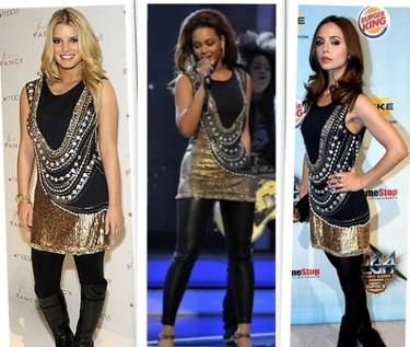 Cuestión de estilo: Jessica Simpson Vs Beyonce Knowles