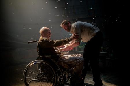 Patrick Stewart y Hugh Jackman