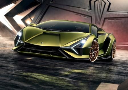 Lamborghini Sian Convertible Podria Llegar Pronto 3