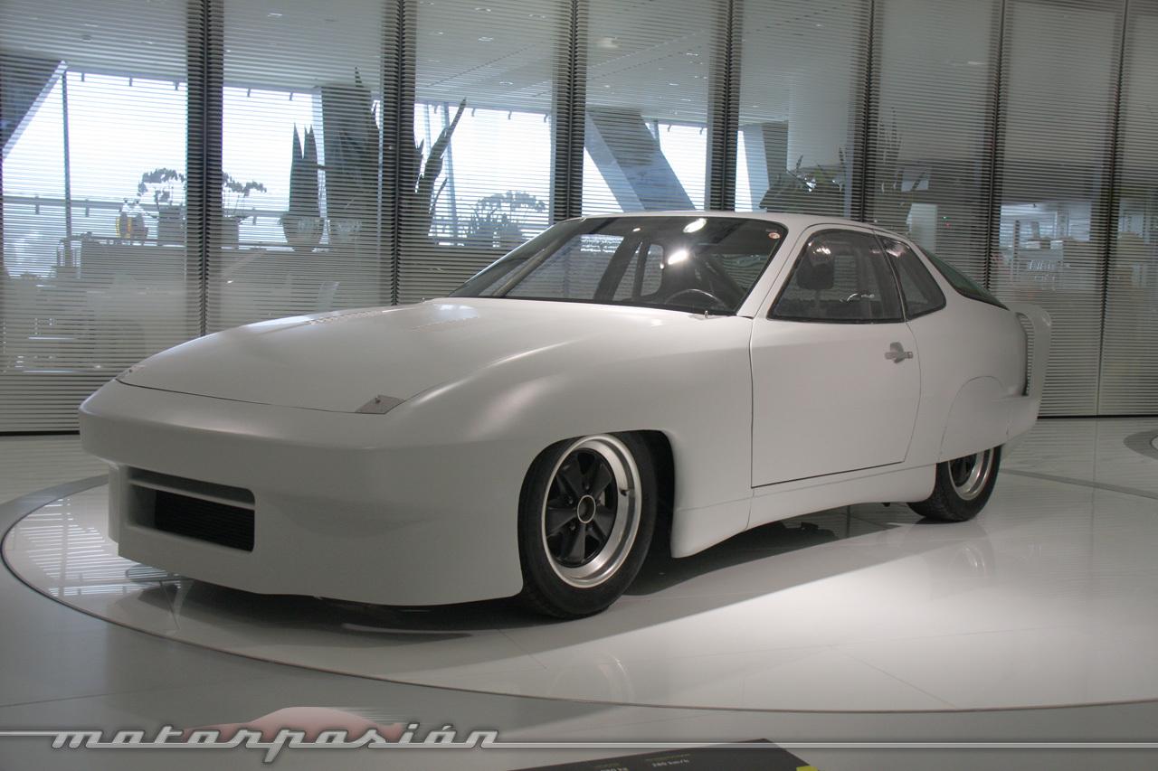 Foto de Museo Porsche - Project: Top Secret! (14/54)