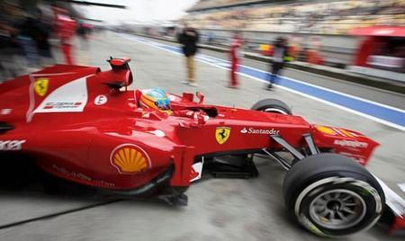 Ferrari confirma alianza con patrocinador chino