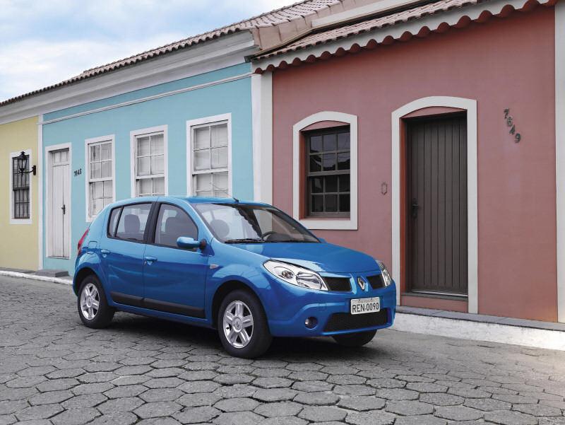 Foto de Renault Dacia Sandero (8/11)