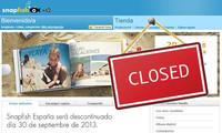 Cierra Snapfish, el servicio online de impresión