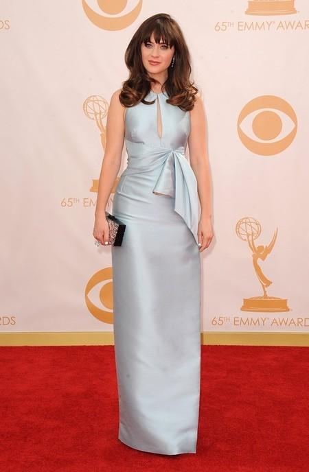 Las famosas presumen de manicuras en los Premios Emmy 2013