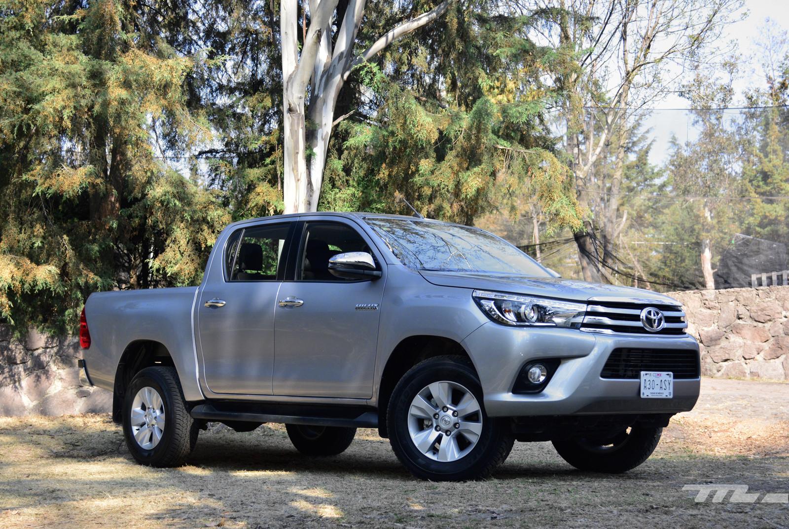 Foto de Toyota Hilux Diesel (prueba) (1/18)